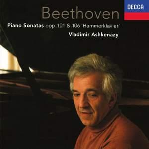 Beethoven: Piano Sonatas Nos. 28 & 29 'Hammerklavier' Product Image