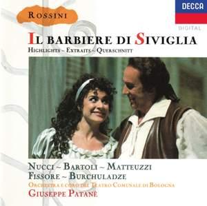 Rossini: Il barbiere di Siviglia (highlights) Product Image