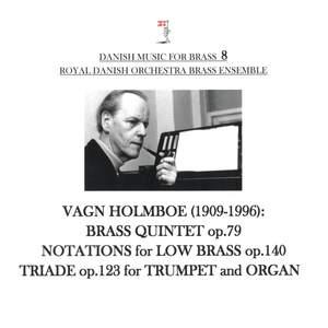 Danish Music for Brass 8