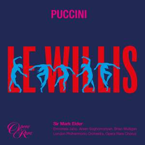 Puccini: Le Willis Product Image