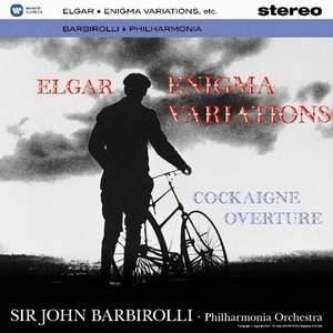 Elgar: Enigma Variations & Cockaigne Overture - Vinyl Edition Product Image