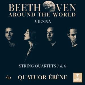 Beethoven: String Quartets, Op. 59 Nos. 1 & 2