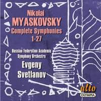 Myaskovsky: Complete Symphonies