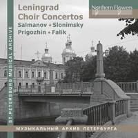 Leningrad Choir Concertos