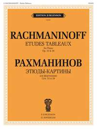 Sergei Rachmaninov: Etudes-Tableaux, Op. 33, 39