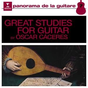 Great Studies for Guitar, Vol. 1