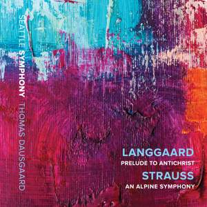 Langgaard: Prelude to 'Antichrist' & R. Strauss: An Alpine Symphony Product Image