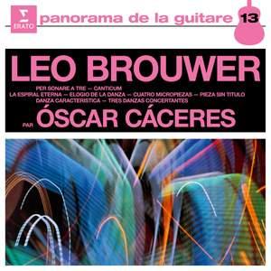 Brouwer: Guitar Pieces