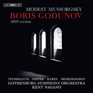 Mussorgsky: Boris Godunov (1869 Version)