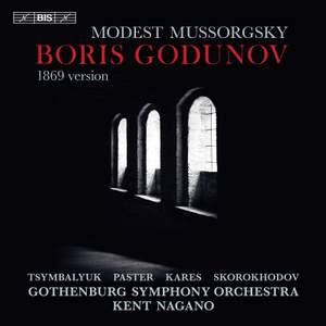 Mussorgsky: Boris Godunov (1869 Version) Product Image