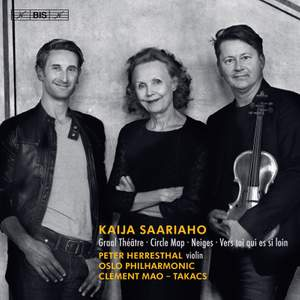 Kaija Saariaho: Circle Map, Graal théâtre, Vers toi qui es si loin & Neiges