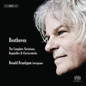 Beethoven: The Complete Piano Variations & Bagatelles Product Image