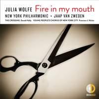 Julia Wolfe: Fire in my mouth