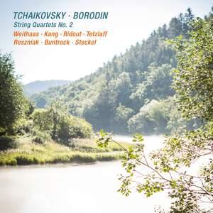 Tchaikovsky & Borodin: String Quartets No. 2