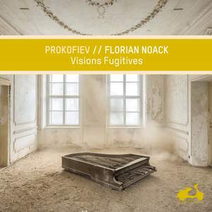 Prokofiev: Visions Fugitives & Piano Sonata No. 6 Product Image