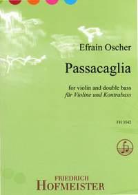 Efrain Oscher: Passacaglia