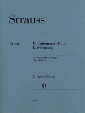Richard Strauss: Oboe Concerto in D major