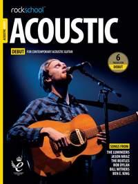 Rockschool Acoustic Guitar Debut (2019)