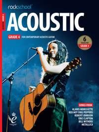 Rockschool Acoustic Guitar Grade 4 - (2019)