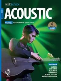 Rockschool Acoustic Guitar Grade 7 - (2019)