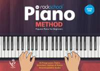 Tim Bennett-Hart_Jono Harrison: Rockschool Piano Method Book 1
