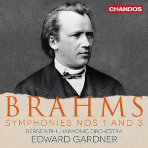Brahms: Symphonies Nos. 1 & 3 Product Image