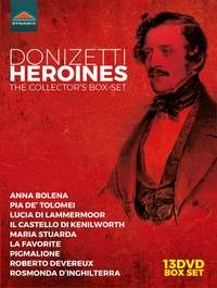 Donizetti: Heroines (The Collector's Box-Set)
