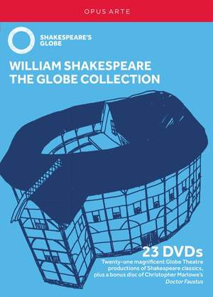 William Shakespeare: The Globe Collection Product Image