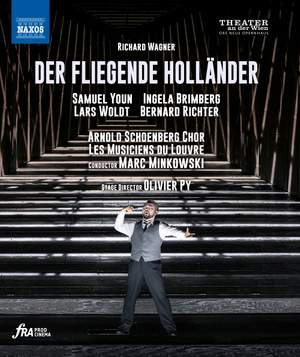 Wagner: Der Fliegende Holländer (1841 version)