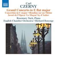 Czerny: Second Grand Concerto in E Flat major, Concertino, Rondino
