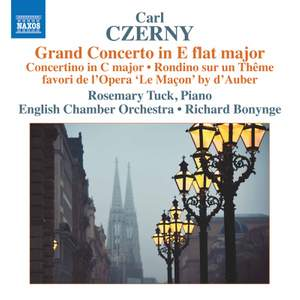 Czerny: Second Grand Concerto in E Flat major, Concertino, Rondino