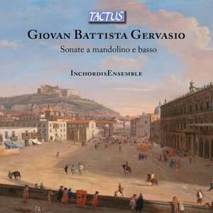 Giovan Battista Gervasio: Sonate a mandolino e basso Product Image