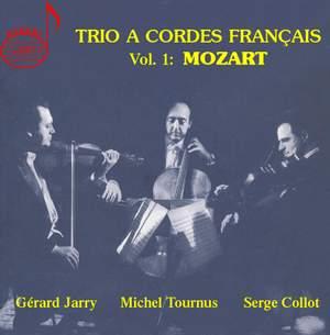 Mozart: Trio A Cordes Français Vol. 1 Product Image