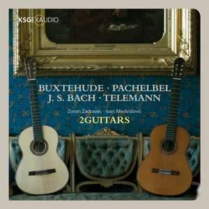 Buxtehude, Bach, Pachelbel & Telemann