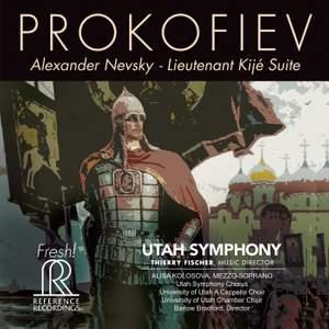 Prokofiev: Alexander Nevsky, Lieutenant Kijé Suite