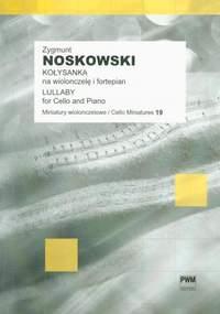 Noskowski, Z: Lullaby