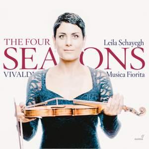 Vivaldi: The Four Seasons, Op. 8 Nos. 1-4