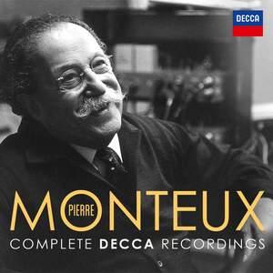 Pierre Monteux - Complete Decca Recordings