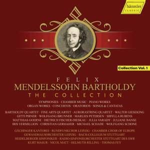 Mendelssohn: The Collection, Vol. 1