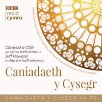 Caniadaeth y Cysegr