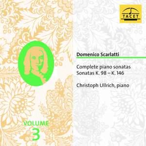 Scarlatti: Complete Piano Sonatas Vol. 3