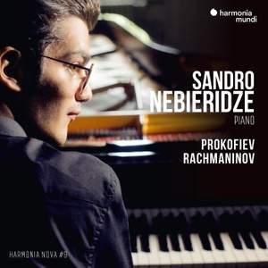 Sandro Nebieridze: Prokofiev. Rachmaninov