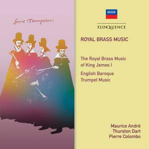 Royal Brass Music Of King James 1