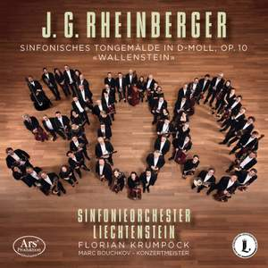 Rheinberger: Symphony in D minor, Op. 10 'Wallenstein'