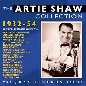 The Artie Shaw Collection 1932-1954 (2cd)