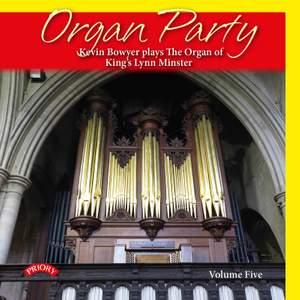 Organ Party - Volume 5