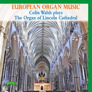 European Organ Music Product Image