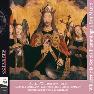 Willaert e la Scuola Fiamminga a San Marco