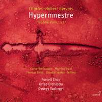Charles-Hubert Gervais: Hypermnestre