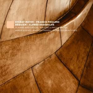 Poulenc: Stabat Mater & Desenclos: Requiem